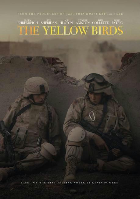 Żółtodzioby / The Yellow Birds (2017) PL.WEB-DL.XviD-KiT / Lektor PL