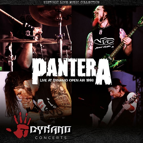 Pantera - Live At Dynamo Open Air 1998 (2018) [FLAC]
