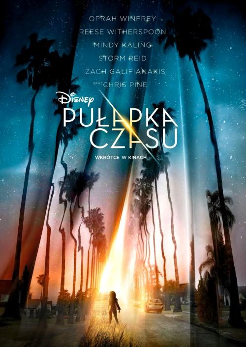 Pułapka Czasu / A Wrinkle in Time (2018) PLDUB.720p.BluRay.x264-KiT / Dubbing PL