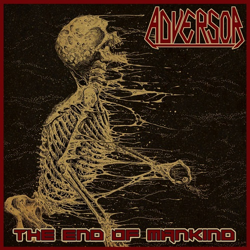 Adversor - The End Of Mankind (2018) [FLAC]