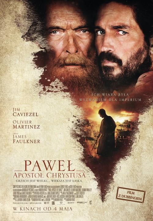 Paweł, apostoł Chrystusa / Paul, Apostle of Christ (2018)  PL.480p.BRRip.AC3.Xvid-MR / Lektor PL