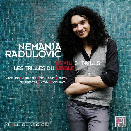 Nemanja Radulovic - Les Trilles Du Diable (2009) [FLAC]