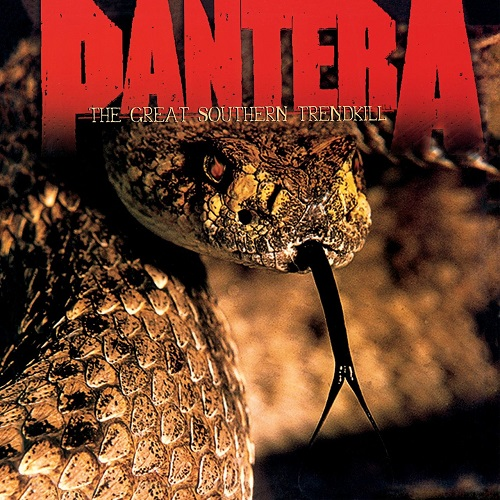 Pantera - The Great Southern Trendkill (20th Anniversary Edition) (2016) [FLAC]