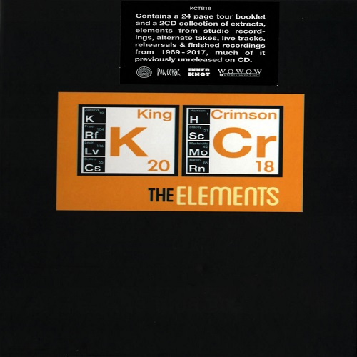 King Crimson - The Elements (2018 Tour Box) (2018) [FLAC]