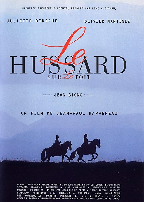 Huzar / Le hussard sur le toit / The Horseman on the Roof (1995) PL.1080i.HDTV.x264-HcI | Lektor PL
