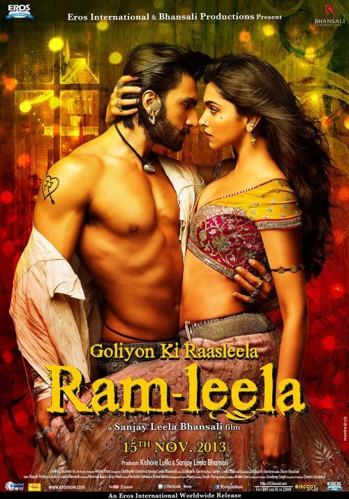 Ram i Leela / Goliyon Ki Raasleela Ram-Leela (2013) PL.480p.BRRip.XviD-J / Lektor PL