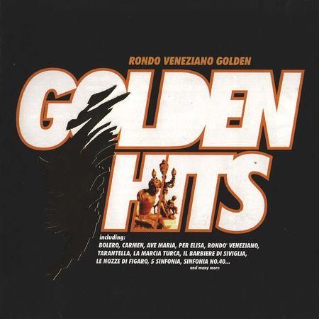Rondo Veneziano - Golden Hits: Rondo Veneziano Golden (2002) [FLAC]