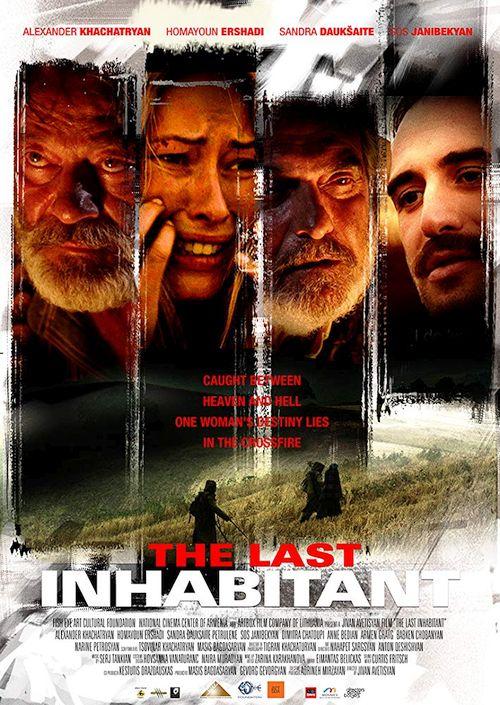 Ostatni mieszkaniec / The Last Inhabitant (2016)  PL.480p.HDTV.Xvid-J / Lektor PL