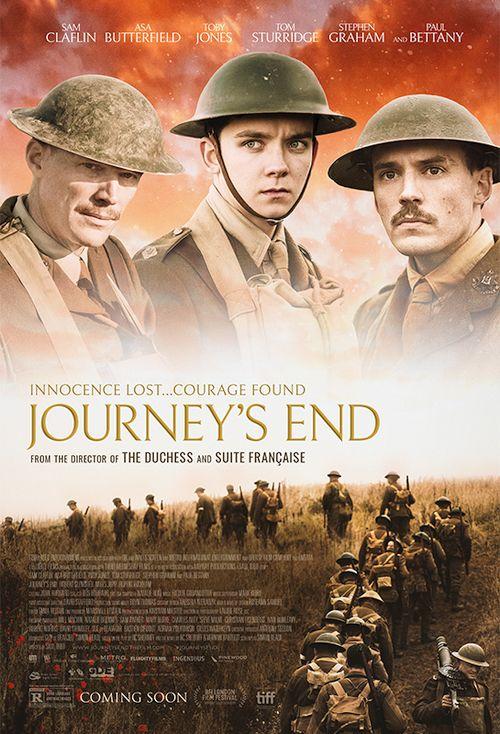 Journey's End (2017) PL.IVO.720p.BRRip.XviD-SP [Lektor PL-IVO]