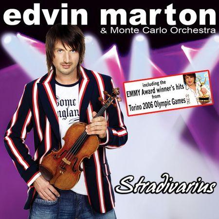 Edvin Marton & Monte Carlo Orchestra - Stradivarius (2006) [FLAC]