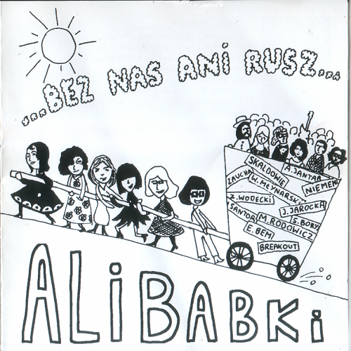 Alibabki - Bez nas ani rusz (1998) [FLAC]