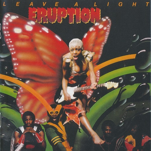 Eruption - The Best Of Eruption (Expanded) (2017) [FLAC]