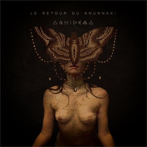 Anhidema - Le Retour Du Anunnaki (2016) [MP3]