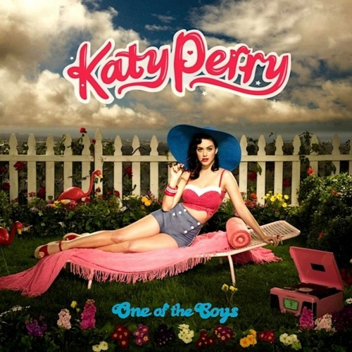 Katy Perry - One Of The Boys (2008) [FLAC]