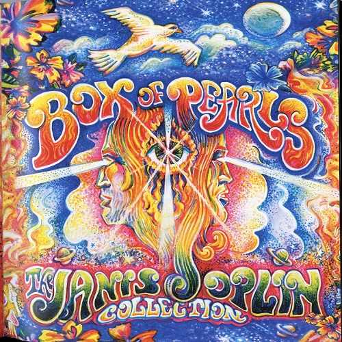 Janis Joplin - Box Of Pearls.The Janis Joplin Collection (2013) [FLAC]