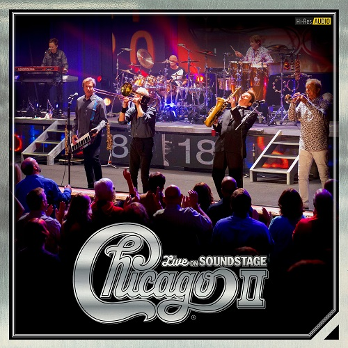 Chicago - Chicago II - Live On Soundstage (2018) [FLAC 44,1 kHz/24 Bit]