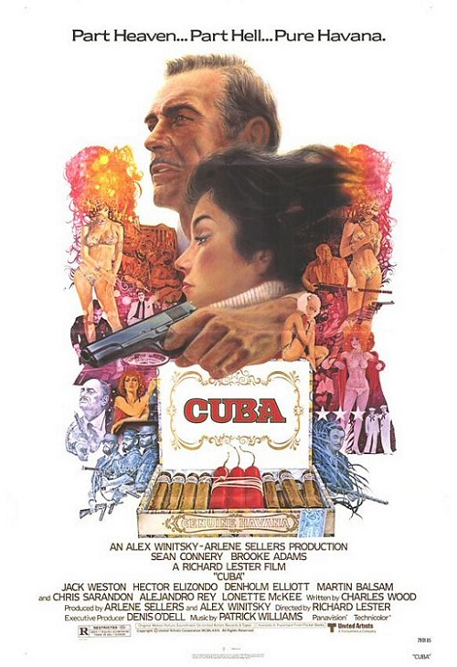 Kuba / Cuba (1979) PL.1080i.HDTV.h264-HcI | Lektor PL