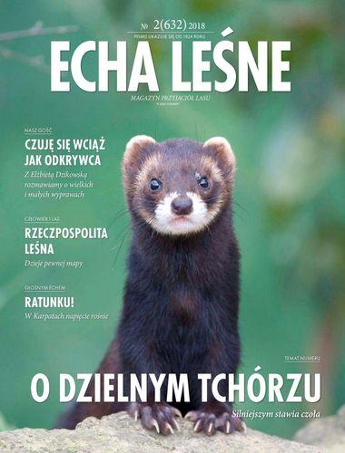 Echa leśne - 2 / 2018