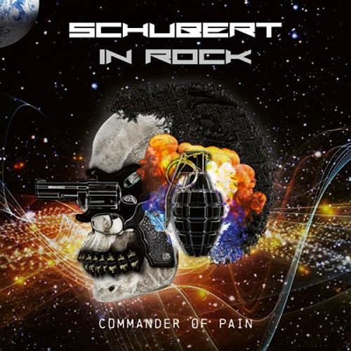 Schubert In Rock - Commander Of Pain (2018) [MP3]