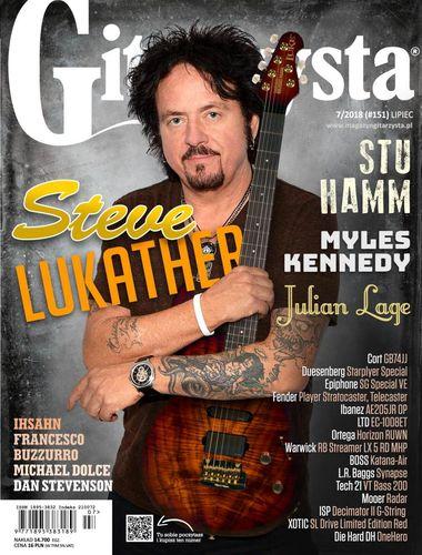 Gitarzysta - 7 / 2018