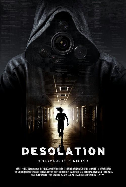 Rozpacz / Desolation (2017)