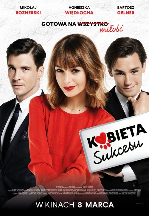 Kobieta sukcesu (2018) PL.DVDRip.XviD-KiT/ Film Polski