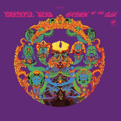 Grateful Dead - Anthem Of The Sun (50th Anniversary Deluxe Edition) (2018) [FLAC]
