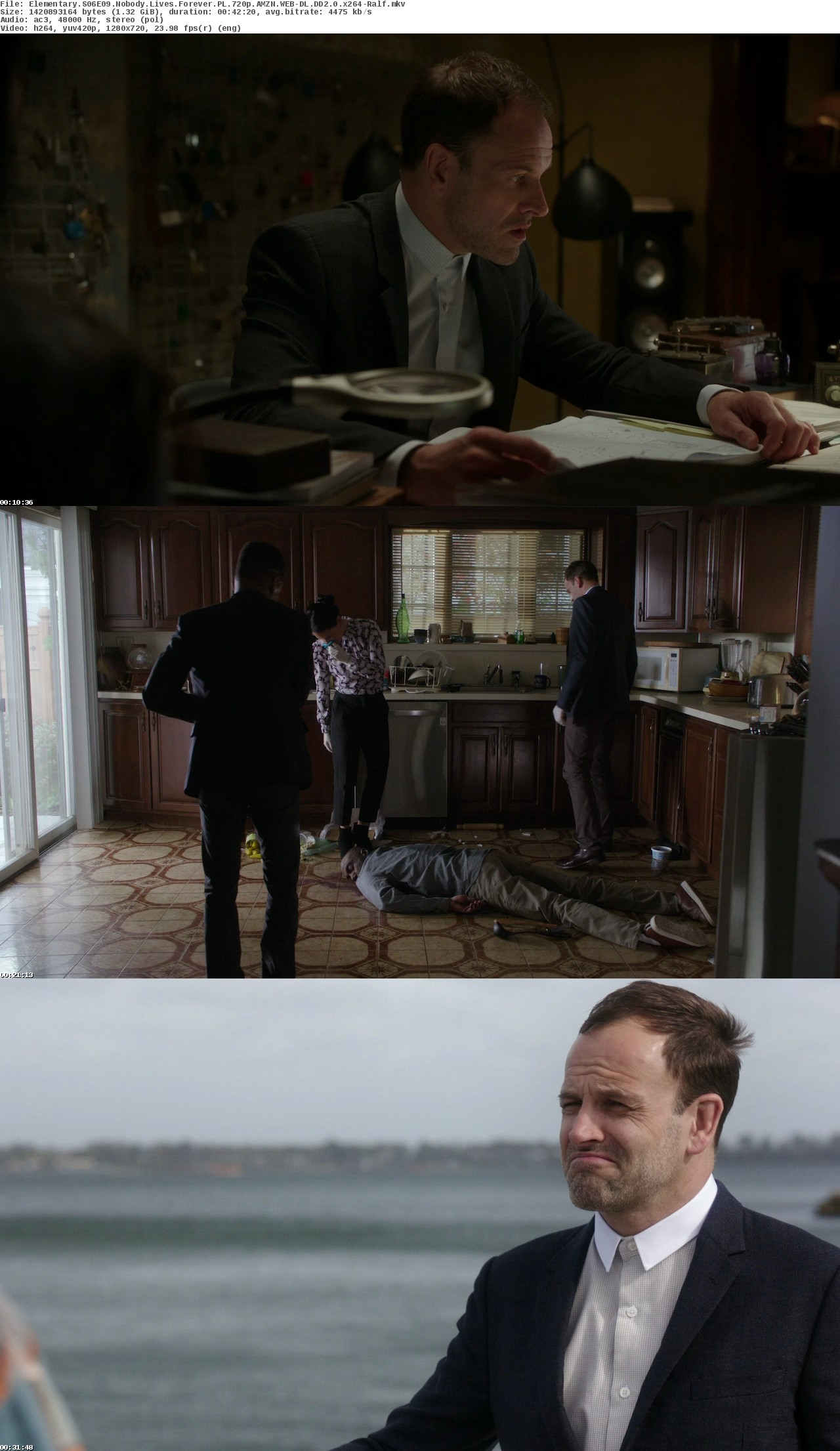 Elementary (2018) {Sezon 06}