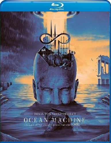 Devin Townsend Project - Ocean Machine: Live at the Ancient Roman Theatre Plovdiv (2018) [Blu-ray 1080i]