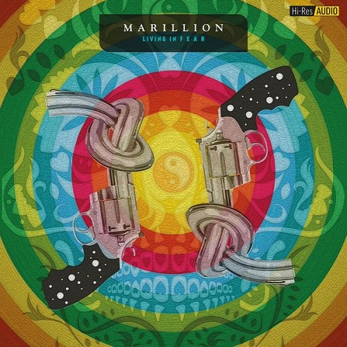Marillion - Living In F E A R (2017) [FLAC 96 kHz/24 Bit]