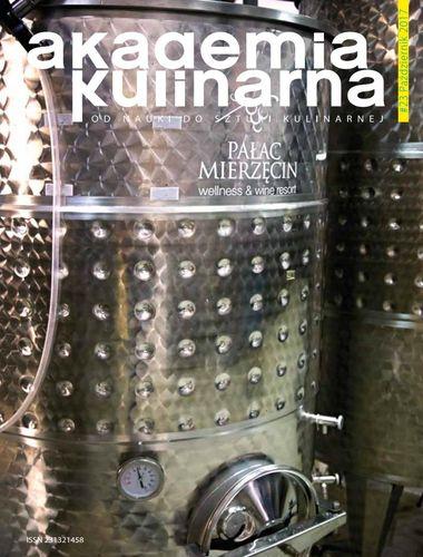 Akademia Kulinarna - Październik / 2017
