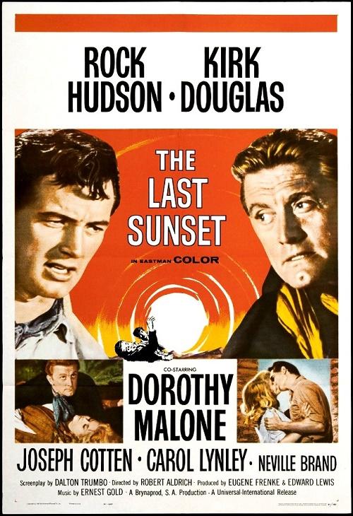Ostatni zachód słońca / The Last Sunset (1961) PL.1080i.HDTV.h264-HcI | Lektor PL