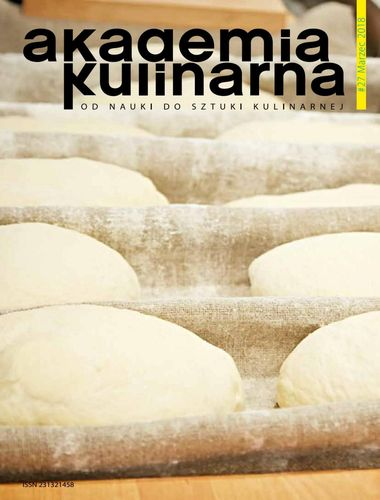 Akademia Kulinarna - Marzec / 2018