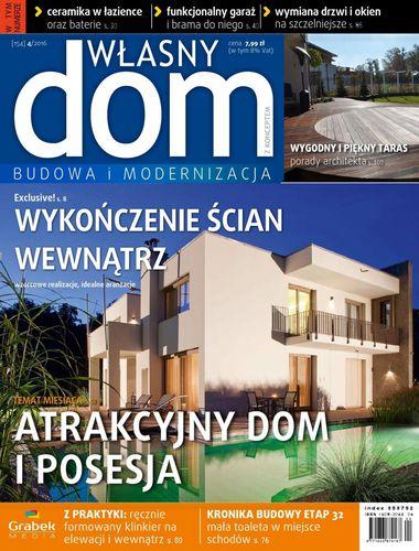 Własny Dom z Konceptem - 4 / 2016