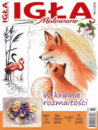 Igłą Malowane - 3 / 2018