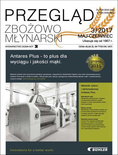 Przegląd zbożowo młynarski - 3 / 2017