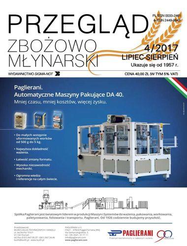 Przegląd zbożowo młynarski - 4 / 2017