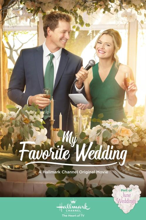Moje najlepsze wesele / My Favorite Wedding (2017) PL.480p.HDTV.Xvid-J / Lektor PL