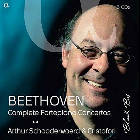 Arthur Schoonderwoerd - Beethoven: Complete Fortepiano Concertos (2014) [FLAC]