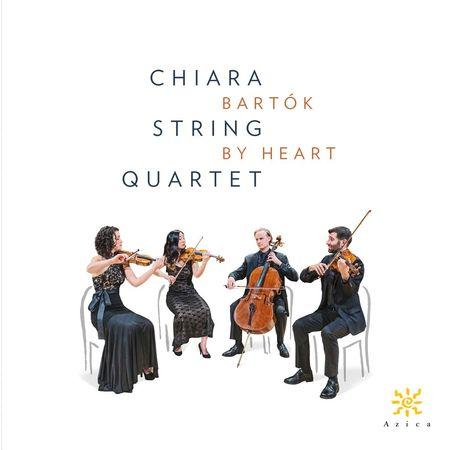 Chiara String Quartet - Bartok by Heart (2016) [FLAC]