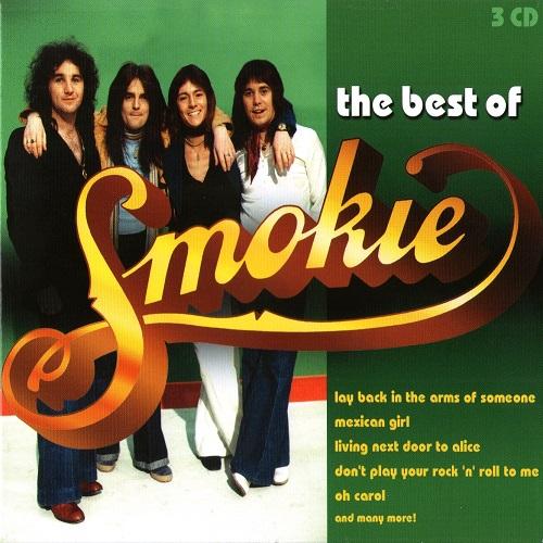 Smokie - The Best Of Smokie (2002) [FLAC]