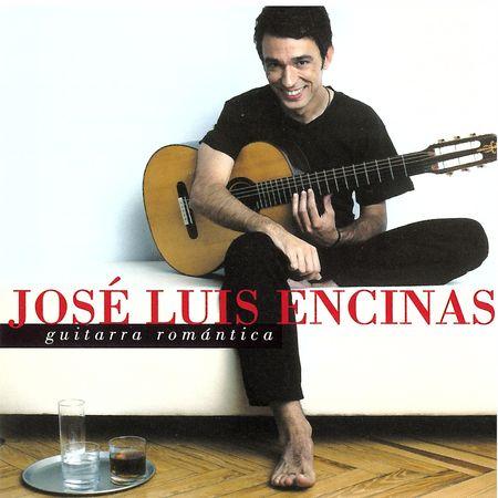 Jose Luis Encinas - Guitarra Romantica (2001) [FLAC]