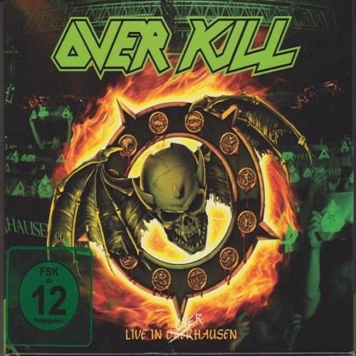 Overkill - Live In Overhausen (2018) [DVD9]
