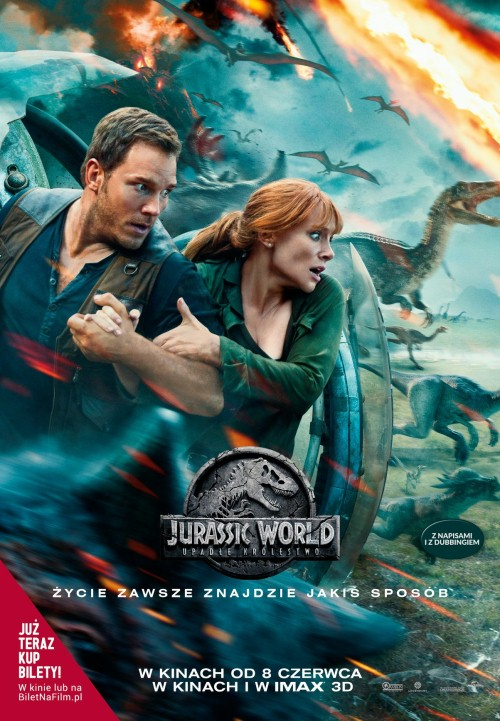 Jurassic World: Fallen Kingdom (2018)  PLSUBBED.480P.HC.HDRip.XViD.AC3-OzW NAPISY PL