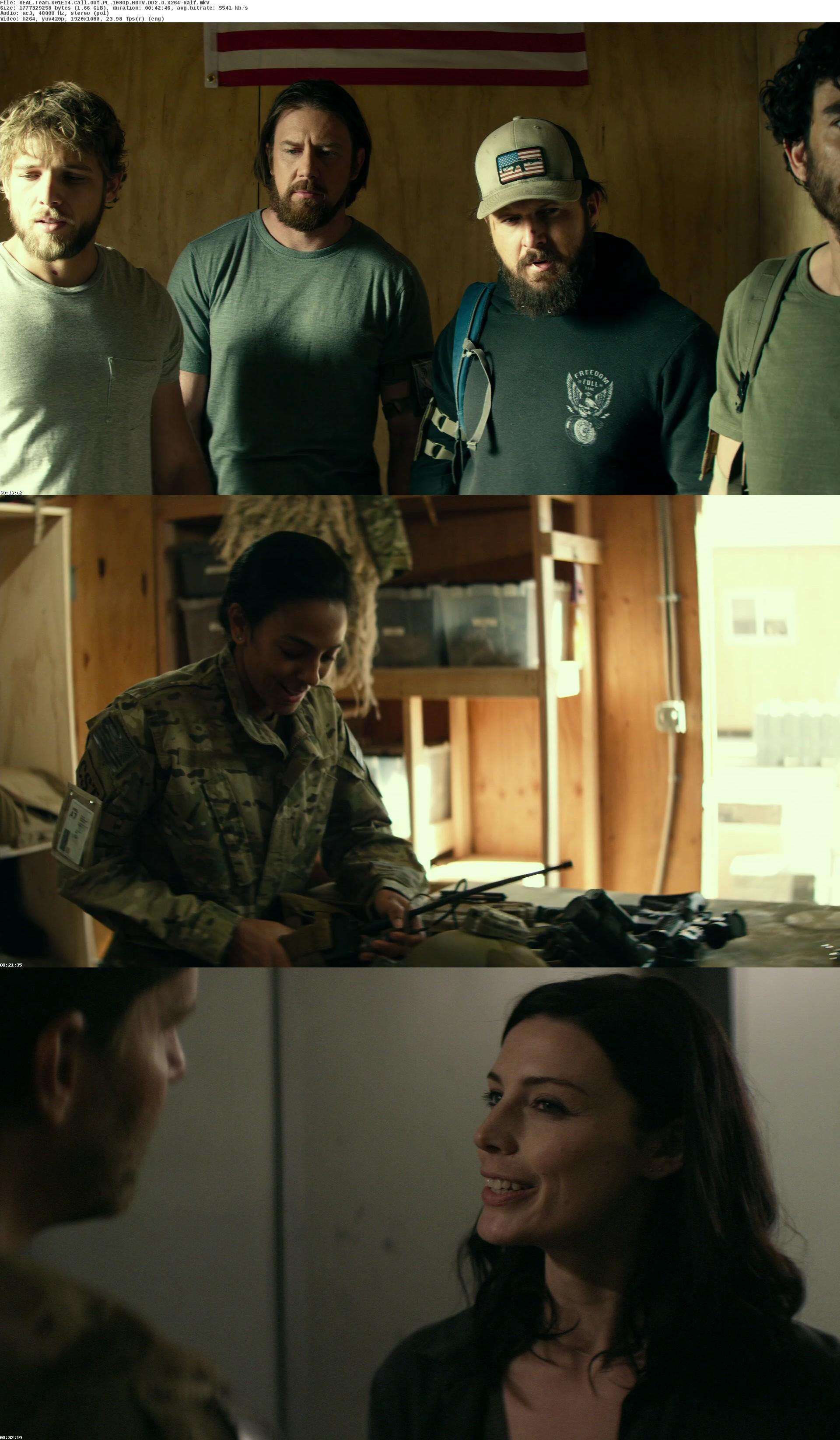 SEAL Team (2017) {Sezon 01}