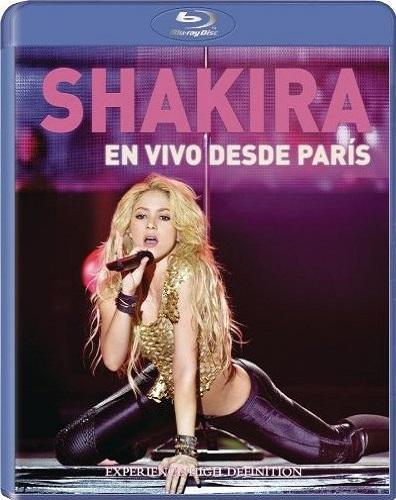 Shakira: Live from Paris (2011) [Blu-ray 1080i]
