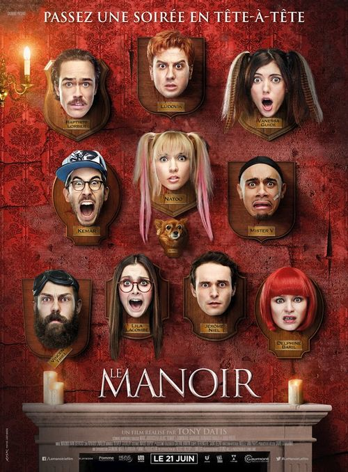 Rezydencja / The Mansion / Le Manoir (2017)  PL.480p.WEB-DL.Xvid-J / Lektor PL
