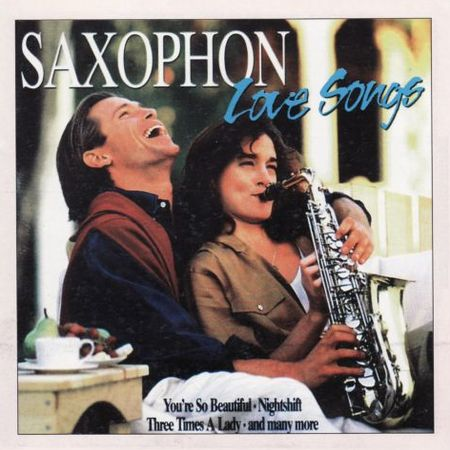 Frank Kirchner - Saxophon Love Songs (1996) [FLAC]