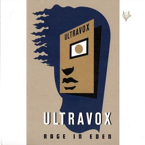 Ultravox - Rage in Eden (1981) (Chrysalis Records Remaster 2018) [FLAC]