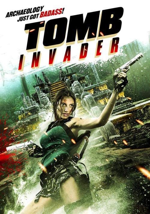 Tomb Invader (2018)  PL.480p.BRRip.Xvid-J / Lektor PL